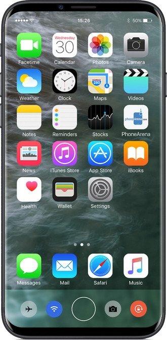 就这样!iPhone 8外形渲染设计图曝光:黑白两色都很惊艳