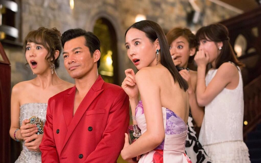 《闺蜜2》上映时间公布 定档3月2日上映