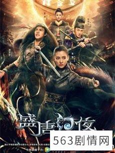 盛唐幻夜电视剧海报