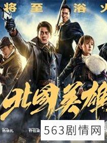 北国英雄电视剧海报